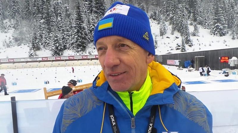 Хохфильцен 2019 Юрай Санитра подвел итоги спринтерской гонки и рассказал о выборе на эстафету
