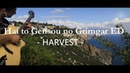 Hai to Gensou no Grimgar ED - Harvest (Fingerstyle Guitar Cover)
