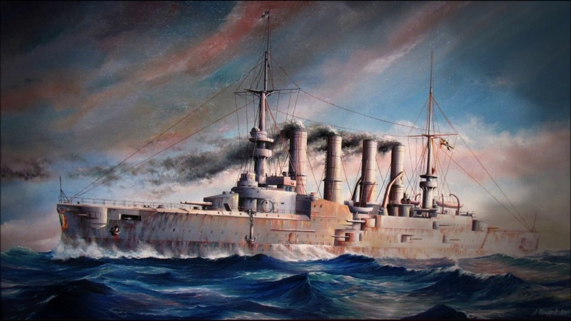 German Empire (1871-1918) Kaiserlicher Marinemarsch Gruß an Kiel""