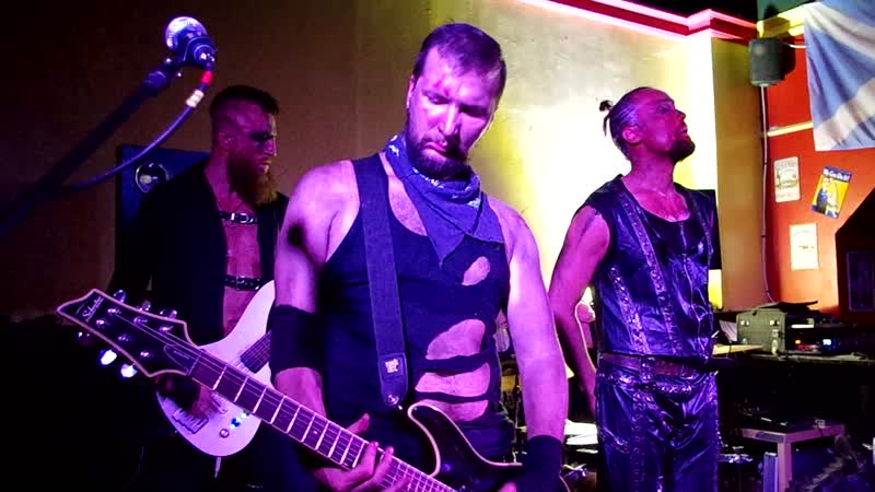 KINDER Tribute To Rammstein BLOODY HOLLYWOOD Harats Pub Tula 4