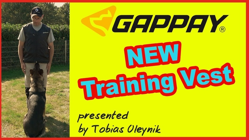 NEW Training Vest from GAPPAY