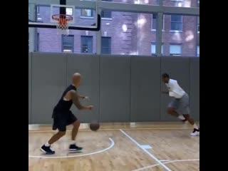Carmelo and pj tucker