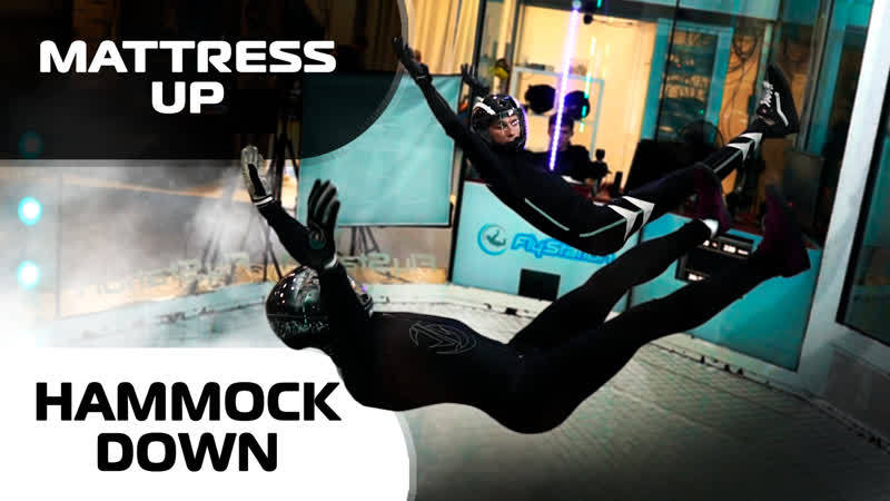 Mattress up - Hammock down (Leo Mohhamad)