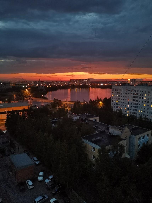 Спокойной ночи, Нижневартовск