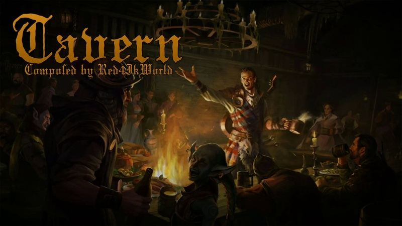 RED4IK Tavern Celtic Fantasy Music