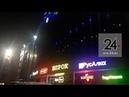 В Нижнекамске горит крупный торговый центр на пр.Химиков
