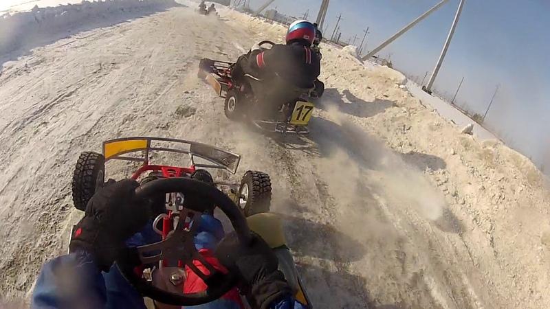4 этап Кубка Свердловской области по картингу 15 02 2020 Raket 120 1финал