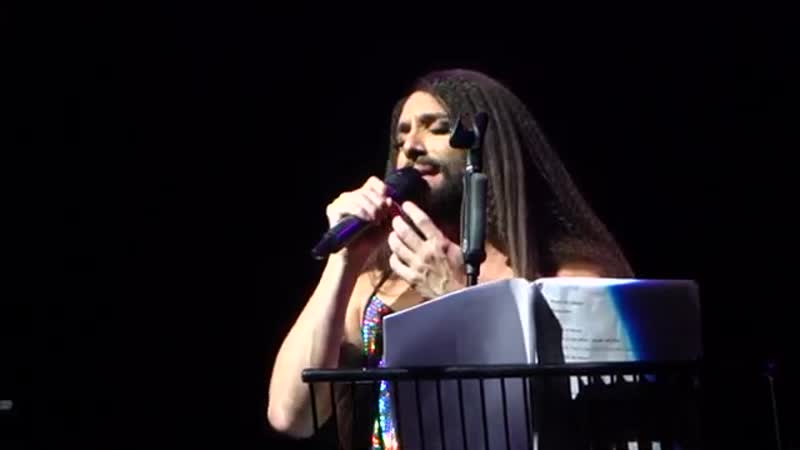 From Vienna With Love - Conchita Wurst Wiener Symphoniker -Writings on the wall, VIE 26.11.19