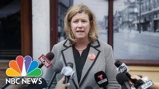 Dayton Mayor Ahead Of President Trump Visit: I'll Tell Him 'How Unhelpful He's Been' | NBC News