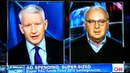 Rich Galen farts live on anderson cooper 360 during interview about Iowa caucus