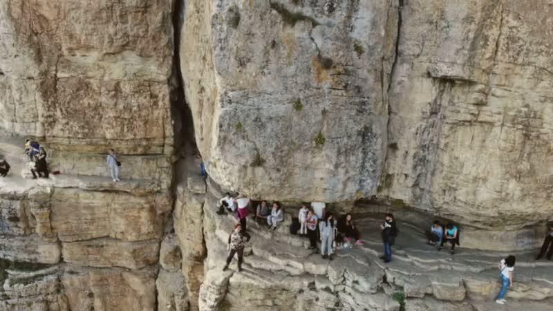 Гуамское ущелье и Орлиная полка