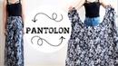 DÜNYANIN EN TUHAF PANTOLONU ÇOK BASİT ETEK PANTOLON