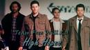 Team Free Will 2 0 High Hopes video Song Request AngelDove