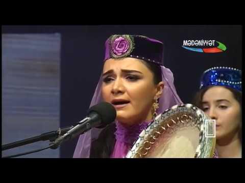 Arzu Əliyeva Muğam Bayatı Şiraz dəstgahı