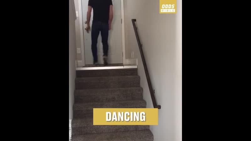 как атлеты поднимаются по ступенькам