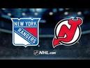 New York Rangers vs New Jersey Devils Oct 17 2019 NHL 19 20 Game Highlights Обзор матча