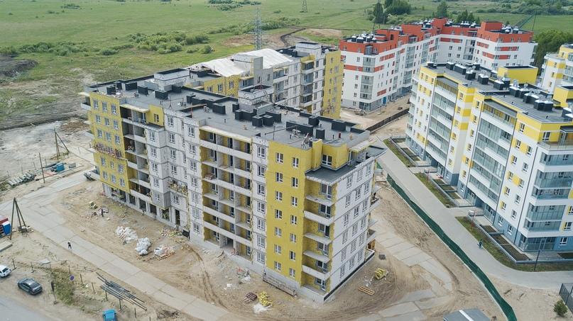 Отчет о ходе строительства ЖК «Апрель» май 2020, изображение №14