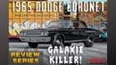 1965 Dodge Coronet 500 SLEEPER Galaxie Killer 4k REVIEW SERIES
