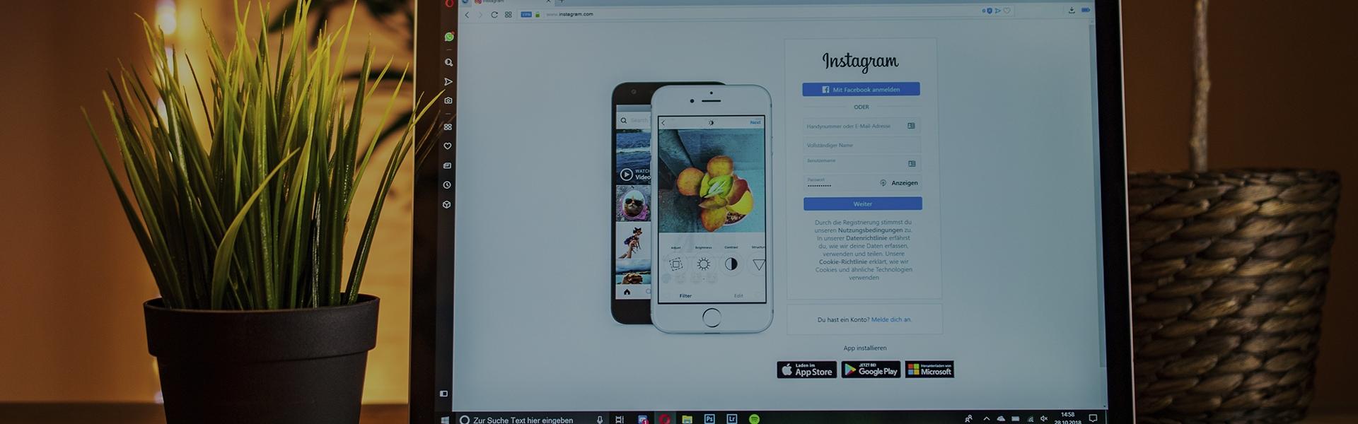 Сервис Instagram журнал был запущен!
