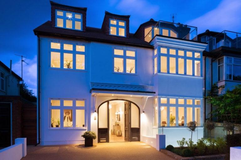 Частный дом в Англии