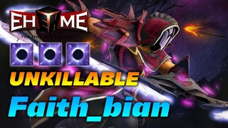 Faith_bian Anti Mage UNKILLABLE CARRY - Dota 2 Pro Gameplay