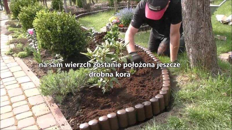 GARDEN 4 Urządzamy fajny ogród od A do Z Kwietnik Kamienna mozaika