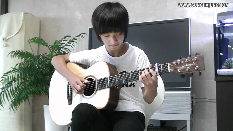 Yiruma River Flow in You Sungha Jung