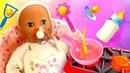 Vidéo pour enfants La vie des bébés Comment préparer de la purée pour Baby Annabell