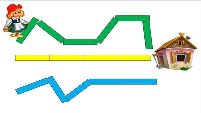 Методика измерения с помощью условной мерки