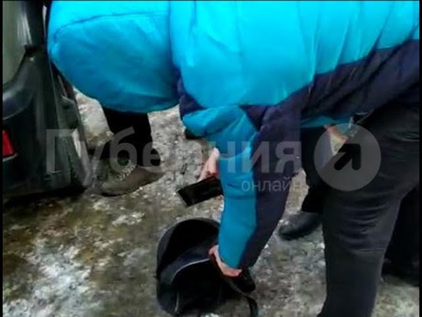 «Ангела ада» из Хабаровска задержали сотрудники ФСБ. Mestoprotv