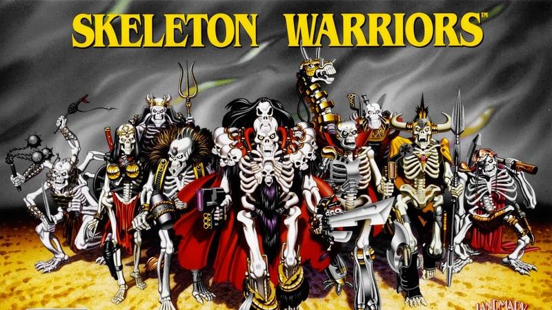 Воины скелеты 5 Серия