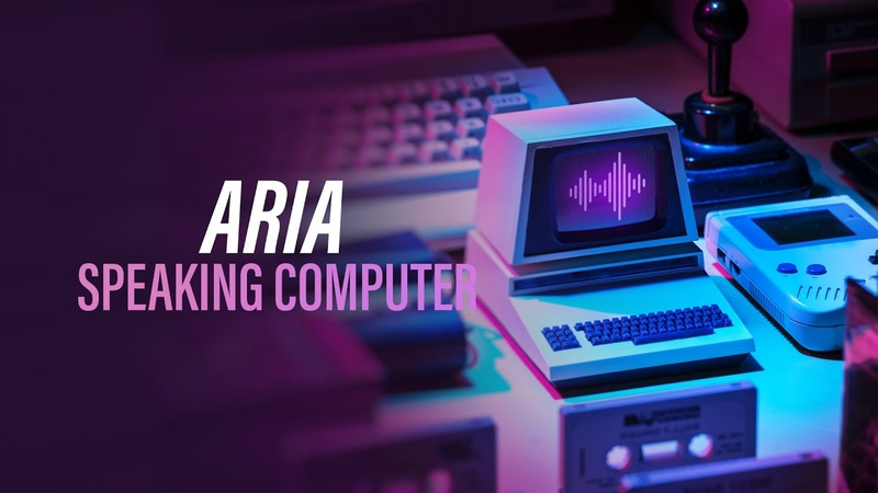 Aria Speaking Computer Official Audio Copyright Free Music