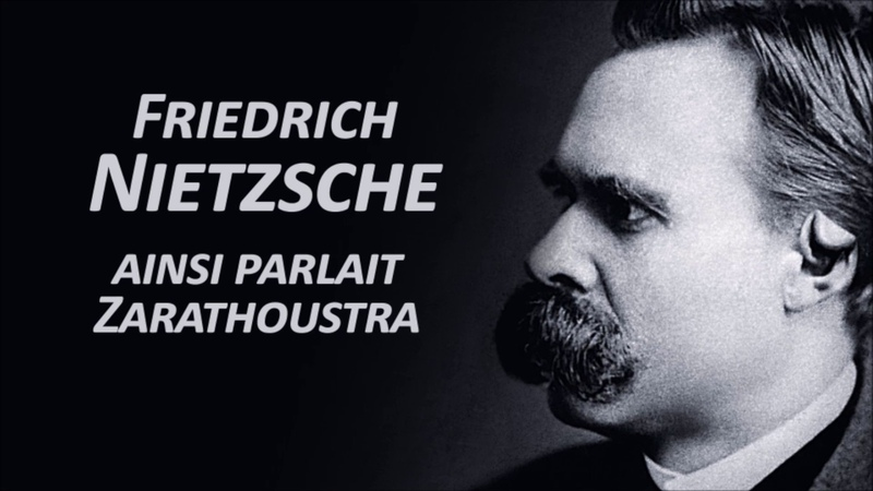 Nietzsche - Ainsi parlait Zarathoustra - Des mouches de la place publique.