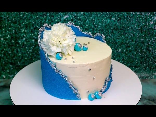 НОВИНКА Сахарный лист для торта! Новый ДЕКОР для торта