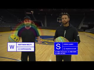 Stephen curry calls michael jordan a hater while playing horse i full size run