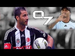 Ricardo Quaresma - The Best Moments In Besiktas JK 2010-2012 - Q7 - The Movie - HD
