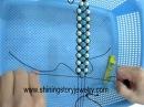 How to make triple shamballa shambala macrame bracelets step to step guide make it yourself