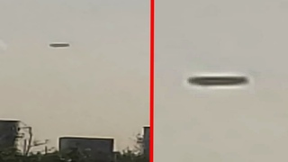 Long Grey UFO Over Hollywood, Florida On Nov 15, 2020, UFO Sighting News.
