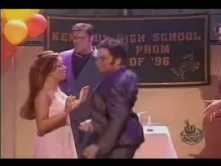 Haddaway & Jim Carrey - What is Love, Джим Керри, Ночь в Роксбери