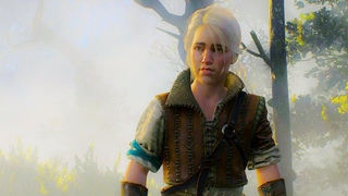 The Witcher 3: The Wild Hunt - Geralt meets adult Ciri for the first time