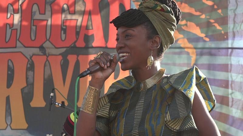 Hempress Sativa High Times Reggae On The River Aug 3 2018 whole show