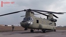 The Fastest US Military Helicopter in the World Has a Maximum Speed of 315km/h CH-47F Chinook