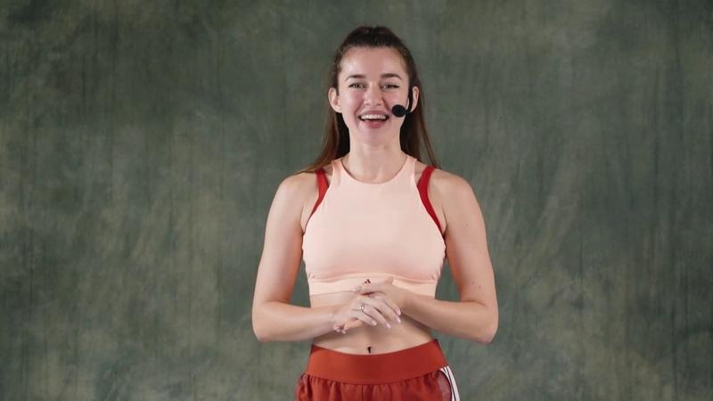 Утренняя гимнастика Утренняя зарядка Кати Викс Всего 9 минут