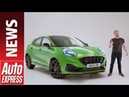 New Ford Puma ST revealed Ford s compact SUV shows its claws