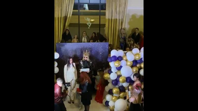 Награждение luxury kids fashion week