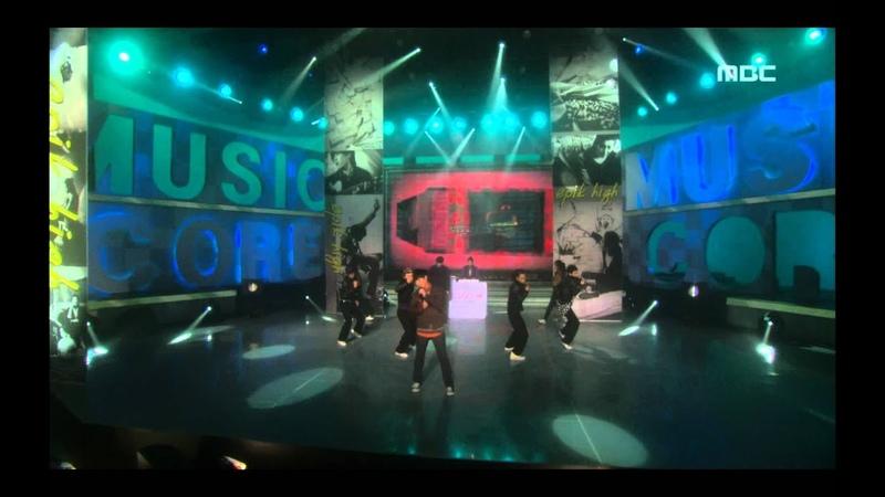Epik High 1 minute 1 second 에픽하이 1분 1초 Music Core 20081018