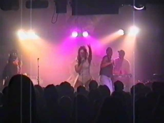 West Inc Live in Gimo 1992 - one of the first gigs! - Mimmi Siegel