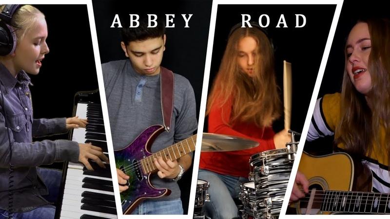 Beatles Abbey Road Medley • Sina feat. Emily Linge, Chiara Kilchling Manou Rao