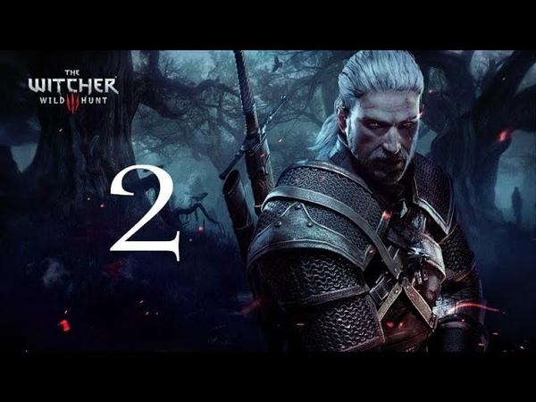 Прохождение Ведьмак 3 Дикая Охота Часть 2 Сирень и Крыжовник
