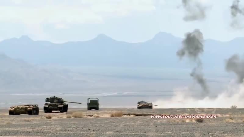 30mm GAU 8 Gatling Gun CBU 105 Cluster Bombs Destroy Tanks